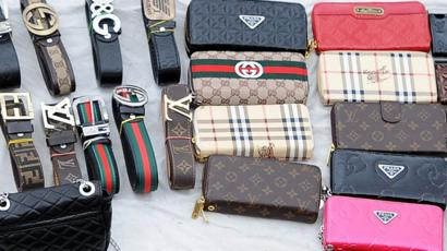most counterfeited leather products sold in Nigeria