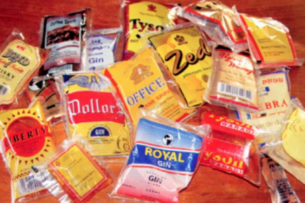 Why NAFDAC Wants To Ban Sachet Alcoholic Drinks By 2023