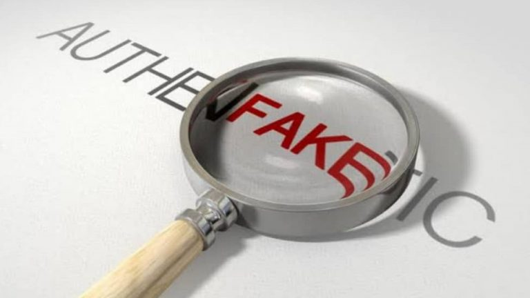 simple techniques to outwit counterfeiters